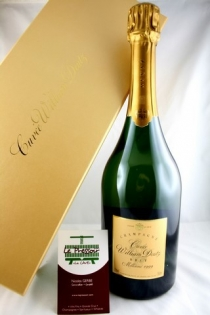 DEUTZ CUVEE WILLIAM DEUTZ MILLESIMES 1999 ET 2002 BRUT