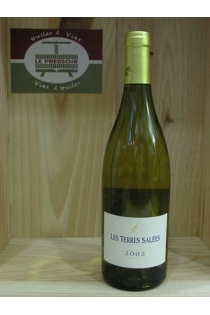 BL TERRES SALEES 75CL  2016 100pourcent BOURBOULENC CHRISTOPHE BARBIER