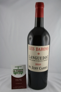 LES DARONS 75CL 2017/2018 JEFF CARREL