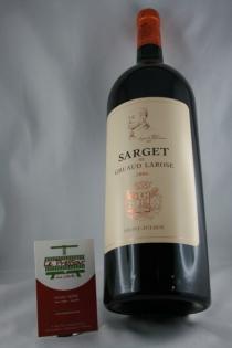 1.5L CHÂT. 2006 SARGET DE GRUAUD LAROSE
