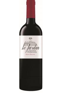 LE JARDIN DE QUEYRON PINDEFLEURS 2015 75CL AOC ST EMILION