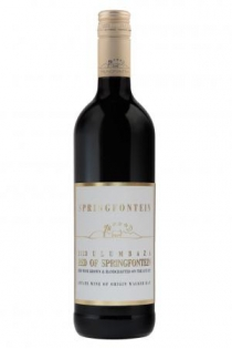 RED OF SPRINGFONTEIN Cabernet, Syrah, Merlot) 75cl 2011/2013