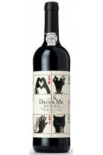 DRINK ME 2018 ROUGE - NIEPOORT PORTUGAL DOC DOURO