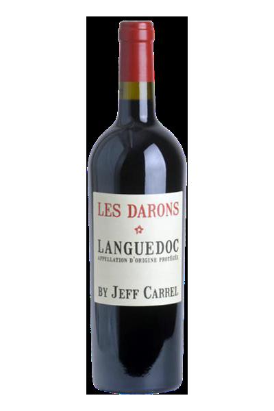 LES DARONS 75CL 2018 JEFF CARREL