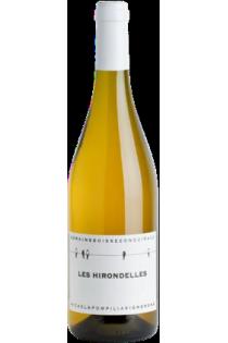 LES HIRONDELLES 75CL  2018 100% SAUVIGNON blanc  M et P GUIRAUD
