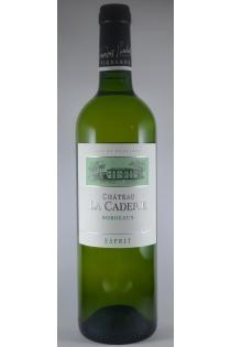 Château La Caderie ESPRIT 2017