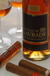 Château de Laubade XO 70cl - Bas-Armagnac
