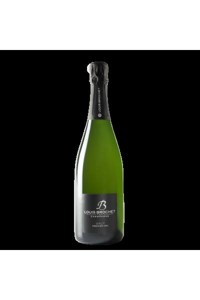 Champagne Louis Brochet Brut 1er Cru