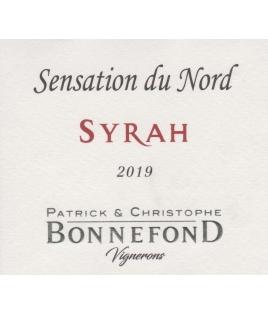 SYRAH BONNEFOND 75CL 2019 DOM. BONNEFOND