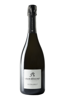 CHAMPAGNE LOUIS BROCHET EXTRA BRUT HERITAGE 75CL