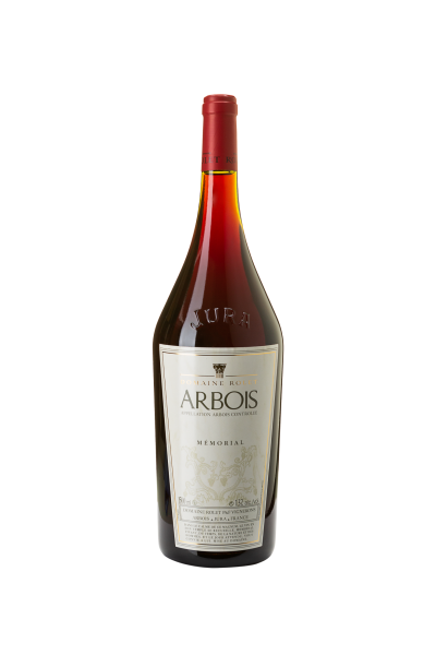 ARBOIS ROUGE MEMORIAL 1995 MAGNUM- 13%Alc. DOMAINE ROLET
