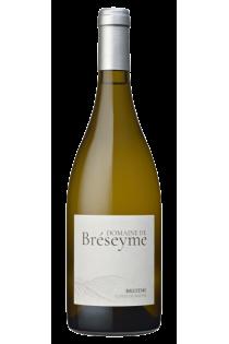 DOMAINE DE BRESEYME BLANC 2019 AOC CDR BREZEME-75CL-