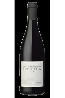 DOMAINE DE BRESEYME ROUGE 2017 AOC CDR BREZEME-75CL-